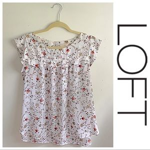 ✨ LOFT outlet blouse top ✨